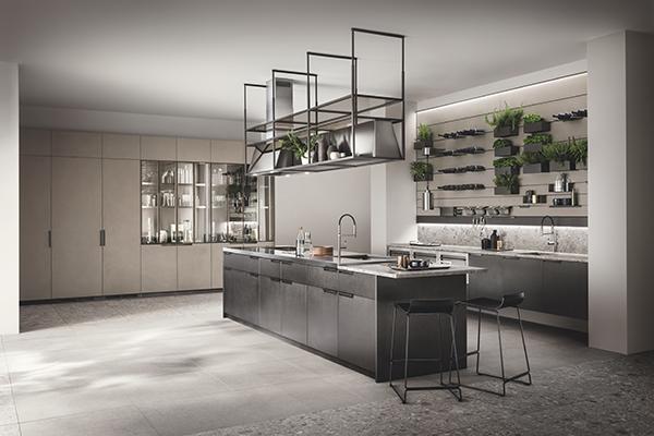 Progettare la cucina, ormai l'open space è la soluzione più apprezzata